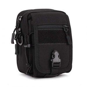 Huntvp Tactical Pouch 1 Huntvp Military Tactical MOLLE Phone Pouch Waist Belt Bag Pack Gear Messenger Shoulder Saddlebag