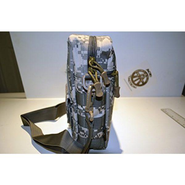 Acid Tactical Tactical Pouch 3 Acid Tactical MOLLE First Aid Bag Pouch Trauma EMT Medic Utility - Digital ACU Camo