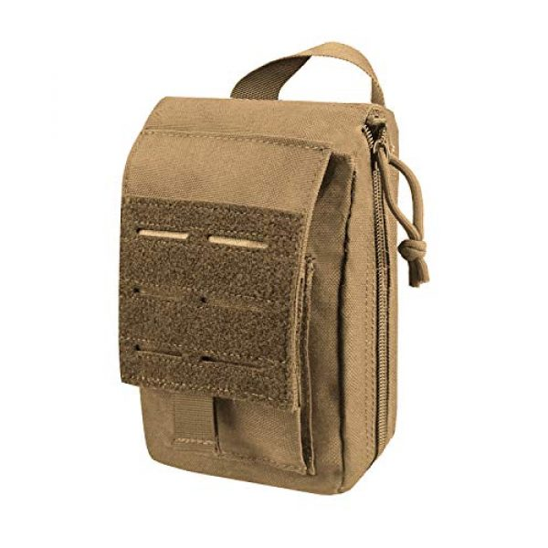 AMYIPO Tactical Pouch 1 AMYIPO Molle EMT Pouch First Aid Kit Pouch Rip-Away Emergency Survival Kit Tactical MOLLE Medical Utility Quick Release Design Bag