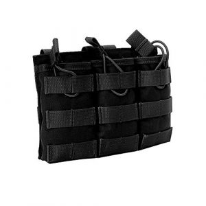 N/M Tactical Pouch 1 N/M Magazine Pouch Open Top Tactical Kangaroo Pouch for M4 M16 AR Magazine