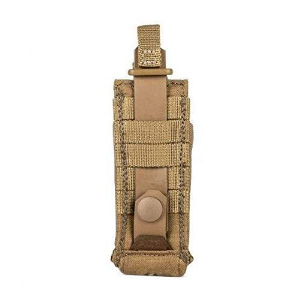 5.11 Tactical Pouch 4 5.11 Tactical Flex Double Pistol Mag Lightweight Pouch, Style # 56425, Kangaroo