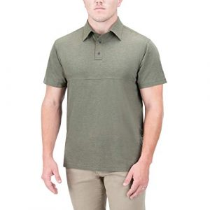 Vertx Tactical Shirt 1 Vertx Men's Assessor 2.0 Short Sleeve Polo Shirt