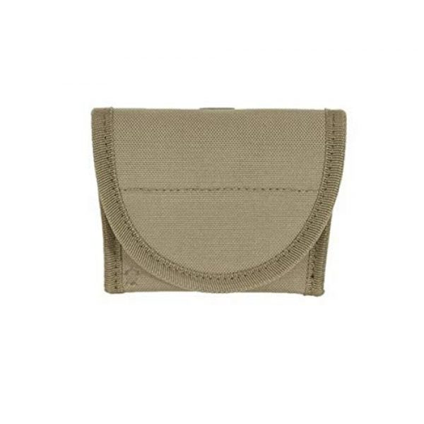 5ive Star Gear Tactical Pouch 1 5ive Star Gear 9015000 Coyote Universal Glove Duty Pouch