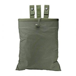 Sert Tactical Pouch 1 Dump Pouch, Folding (3-Fold Mag Recovery Pouch), MOLLE, Belt Mounted