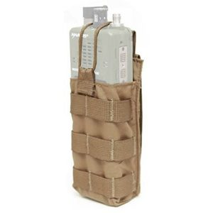 LBX TACTICAL Tactical Pouch 3 LBX TACTICAL Radio Pouch Coyote Brown