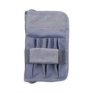 """Paladin Tactical Pouch 1 Paladin Weatherproof Field Notebook Cover 4"""" x 6"""","""