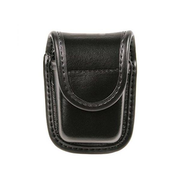 BLACKHAWK Tactical Pouch 2 BLACKHAWK Molded Plain Black Latex Glove Pouch