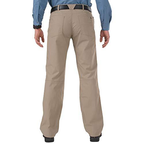 5.11 Tactical Pant 3 5.11 Tactical Mens Ridgeline Covert Pants, Teflon Finish, Poly-Cotton Ripstop Fabric, Style 74411