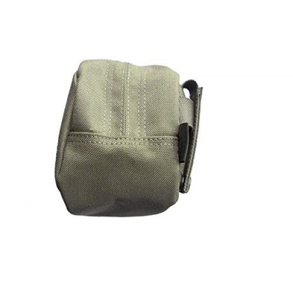 Airsoft Mega Armory Tactical Pouch 2 AMA Airsoft Tactical 1000D Large Utility MOLLE Pouch