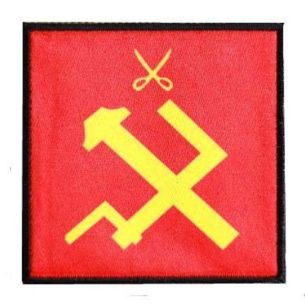 Fine Print Patch Airsoft Morale Patch 1 Japan Anime Girls und Panzer Hook Loop Tactics Morale Printed Patch