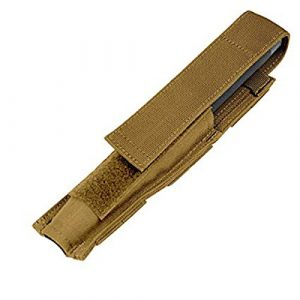 Condor Tactical Pouch 1 Condor 191029 Molle Tactical Baton Pouch - Coyote Brown 191029-498