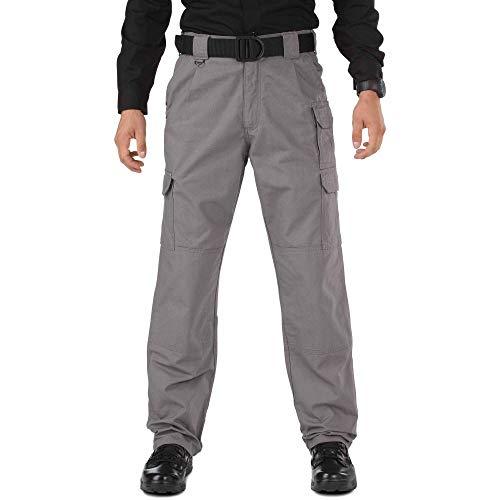 5.11 Tactical Pant 1 5.11 Tactical Men's Active Work Pants, Superior Fit, Double Reinforced, 100% Cotton, Style 74251
