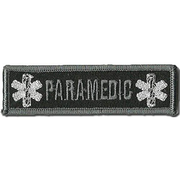 Gadsden and Culpeper Airsoft Morale Patch 1 Paramedic Tactical Morale Patches