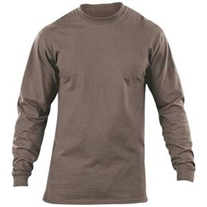 5.11 Tactical Shirt 1 5.11 Tactical Men's Station Wear Long Sleeve T Shirt, Crew Neck, Style 40052