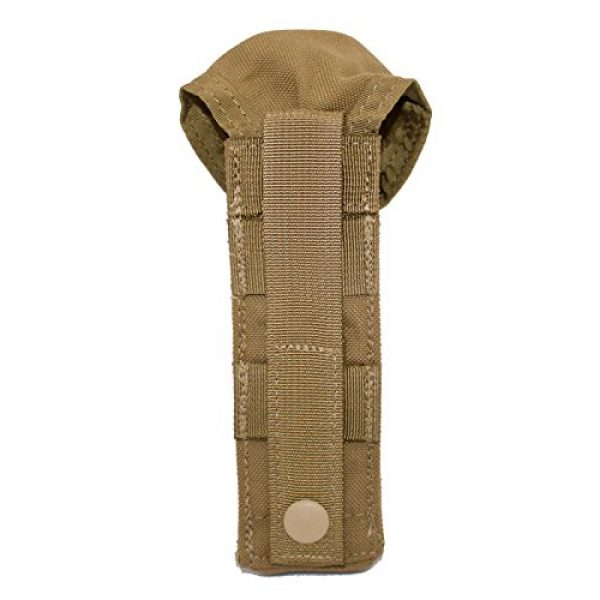 BALADOG Tactical Pouch 4 MOLLE Tactical Flashlight Pouch