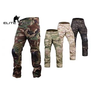 Elite Tribe Tactical Pant 1 Emerson Airsoft Hunting Tactical Pants Combat Gen3 Pants with Knee Pad