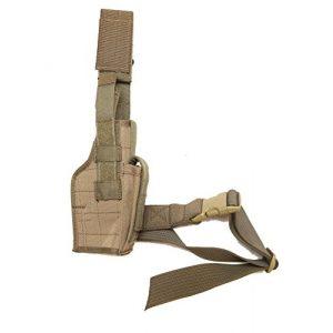 SSO/SPOSN Airsoft Holster 1 SSO/SPOSN Russian Spetsnaz Yarigin Pistol Drop Leg Holster