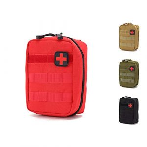 Homiego Tactical Pouch 1 Homiego Tactical Rip Away EMT Pouch Molle IFAK Medical Kit Bag