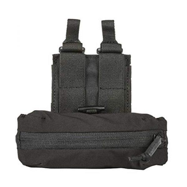 5.11 Tactical Pouch 1 5.11 Tactical Flex Lightweight Drop Pouch, Style # 56430, Black