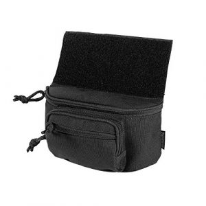 OneTigris Tactical Pouch 1 OneTigris PLUS1 Dump Pouch Tactical Drop Add-on Pack for Airsoft