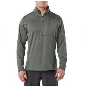 5.11 Tactical Shirt 1 5.11 Mens Recon Half Zip Fleece