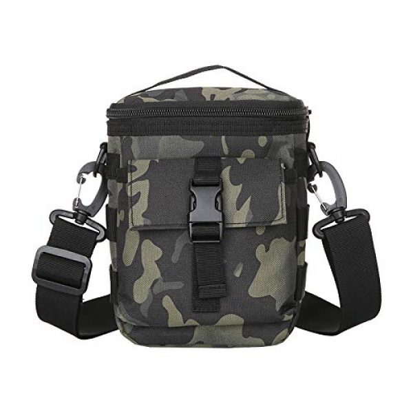 Armiya Tactical Pouch 1 Armiya Small Tactical Sling Bag,Military Molle Backpack Multifunctional Chest Shoulder Bags,Suitable for Outdoor Cycling Running Hiking