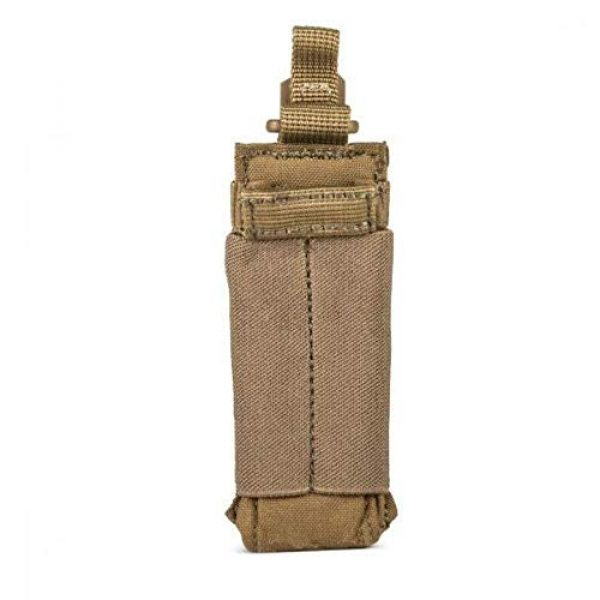 5.11 Tactical Pouch 3 5.11 Tactical Flex Double Pistol Mag Lightweight Pouch, Style # 56425, Kangaroo
