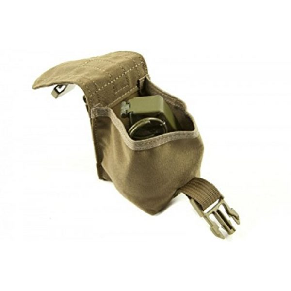 Blue Force Gear Tactical Pouch 3 Blue Force Gear Single Frag Grenade Pouch