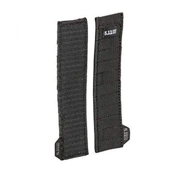 5.11 Tactical Pouch 5 5.11 Tactical Style # 56489 Flex Med Pouch, Includes Extra Flex Hook Adaptor Style # 56480, All in Black