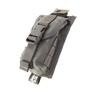 High Speed Gear Tactical Pouch 1 Bleeder/Blowout Pouch medical needs pouch Pouch Wolf Gray