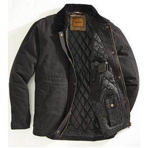 Venado Tactical Shirt 1 Venado Concealed Carry Jacket for Men - Heavy Duty Canvas - Conceal Carry Pockets