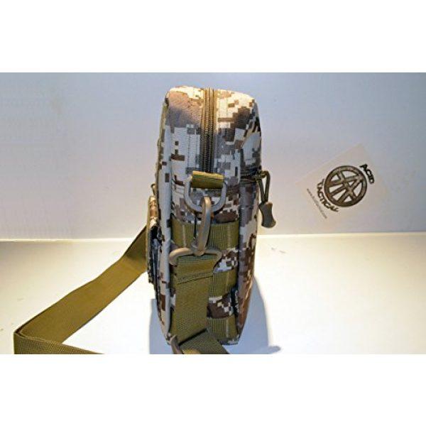Acid Tactical Tactical Pouch 3 Acid Tactical MOLLE First Aid Bag Pouch Trauma EMT Medic Utility - Desert MarPat Digital Camo