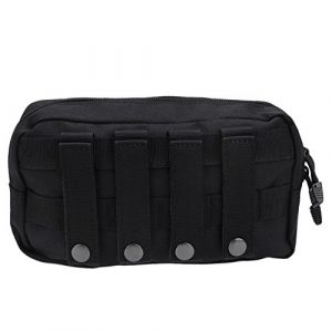 Wiixiong Tactical Pouch 1 Wiixiong Outdoor 1000D Tactical MOLLE Accessory Pouch EDC Utility Tool Bag