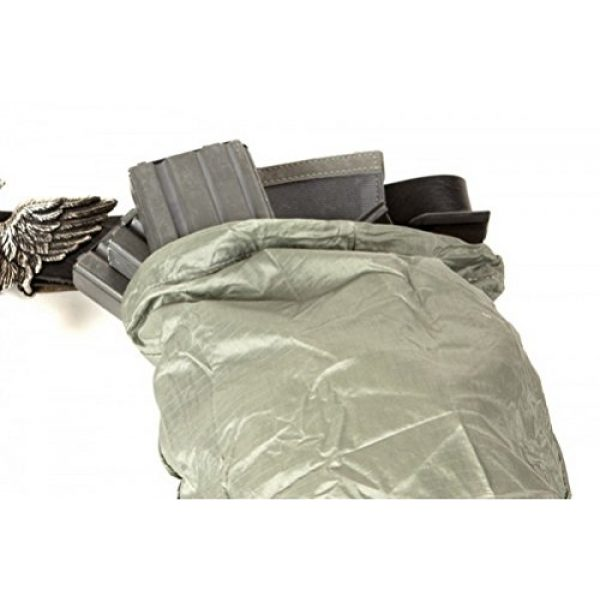 Blue Force Gear Tactical Pouch 2 Blue Force Gear Belt Mounted Ten-Speed Dump Pouch, Small, with Adjustable Belt Loop in Coyote Brown (BT-DP-S-CB)