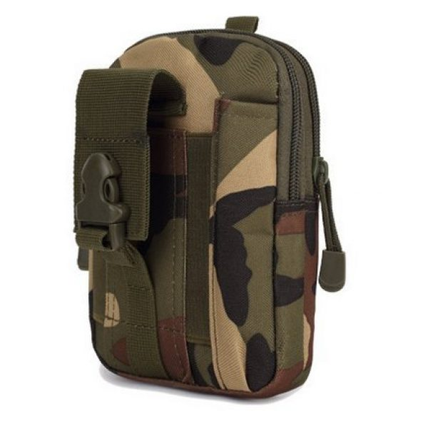 BlueSunshine Tactical Pouch 1 BlueSunshine Multipurpose Tactical Cover Smartphone Tan Camo Holster EDC Security Pack Carry Case Pouch Belt Waist Bag Gadget Money Pocket for iPhone 6s 7 Samsung Galaxy S7 Note5 LG G5