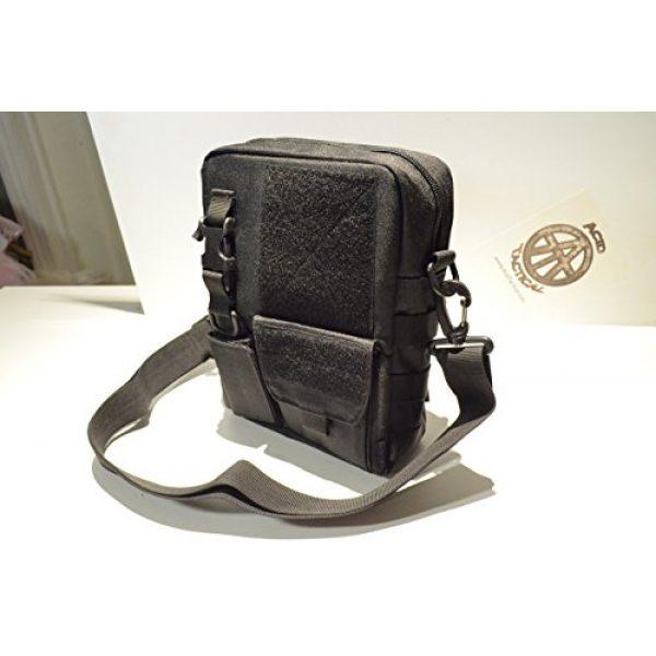 Acid Tactical Tactical Pouch 1 Acid Tactical MOLLE First Aid Bag Pouch Trauma EMT Medic Utility - Black