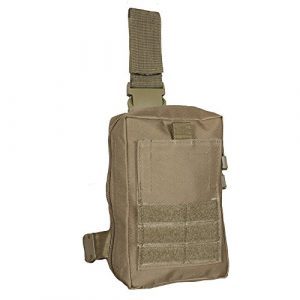 Fox Outdoor Tactical Pouch 1 Fox Outdoor Products Drop Leg First Responder System Pouch