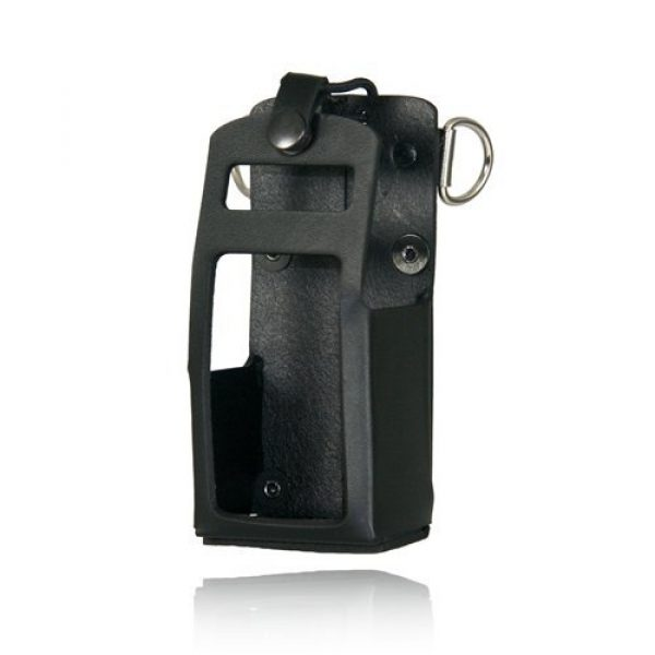 Boston Leather Tactical Pouch 2 Boston Leather Firefighter's Radio Holder 5705RC-1