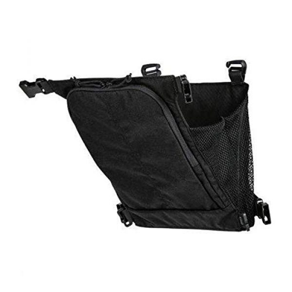 5.11 Tactical Pouch 4 5.11 Tactical Style # 56491 Helmet Pouch & Shove-It Gear Set, Black