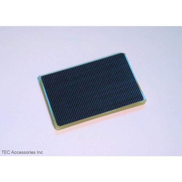 "TEC Accessories Airsoft Morale Patch 3 Embrite BEACON Morale Patch - 2"" x 3"" glow in the dark Velcro attachment"