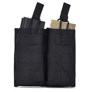UNCLEGEAR Tactical Pouch 1 UNCLEGEAR Tactical Mag Pouch Open Top Magazine Holder Military Molle Pistol Mag Holster Mag Carrier