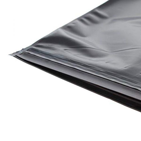 ASR Tactical Tactical Pouch 3 ASR Tactical Multipurpose Anti Static Electronics Survival Prepper Reusable Storage Bags Sleeve (Multiple Sizes)