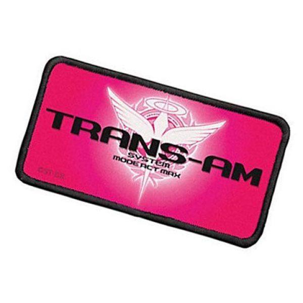 Fine Print Patch Airsoft Morale Patch 3 Mobile Suit Gundam Trans-am Patch Applique Military Hook Tactics Morale Patch