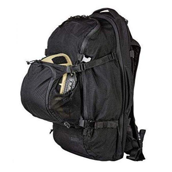 5.11 Tactical Pouch 6 5.11 Tactical Style # 56491 Helmet Pouch & Shove-It Gear Set, Black