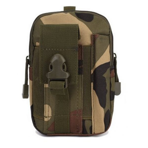 BlueSunshine Tactical Pouch 2 BlueSunshine Multipurpose Tactical Cover Smartphone Tan Camo Holster EDC Security Pack Carry Case Pouch Belt Waist Bag Gadget Money Pocket for iPhone 6s 7 Samsung Galaxy S7 Note5 LG G5