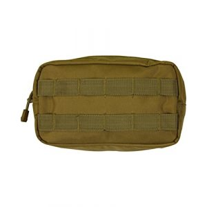 Fox Outdoor Tactical Pouch 1 Fox Outdoor General Purpose (GP) Utility Pouch Coyote
