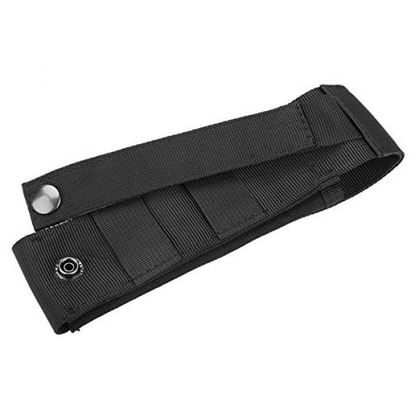 Yencoly Tactical Pouch 3 Yencoly Military Belt Pouch, Tactic Pouch, Tear Resistant Lightweight for Outdoor