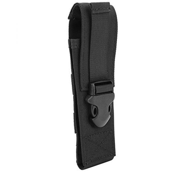 Yencoly Tactical Pouch 5 Yencoly Military Belt Pouch, Tactic Pouch, Tear Resistant Lightweight for Outdoor
