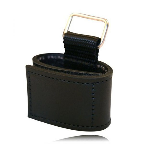 Boston Leather Tactical Pouch 2 Boston Leather Boston - Glove Strap for Corrections - 9127-1