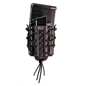 High Speed Gear Tactical Pouch 1 High Speed Gear Polymer TACO MOLLE Double Decker Magazine Pouch
